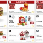 Kupony rabatowe McDonald's – wrzesień 2013 (jesień)