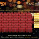 Magiczna sala – konkurs Cinema City
