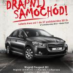 Drapnij Samochód – konkurs Galerii Carrefour