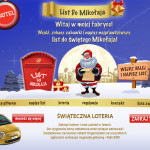 List do Mikołaja – świąteczna loteria Mattel
