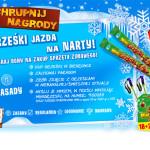 Grześki jazda na narty – konkurs Biedronka