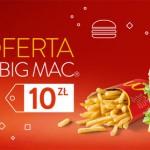 Kupony rabatowe McDonald's – zima 2013/2014