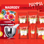 Konkurs Mamma Mia! – wygraj robota kuchennego