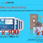 Konkurs Pekao – do wygrania 300 tabletów