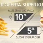 Kupony McDonald's – kwiecień 2014