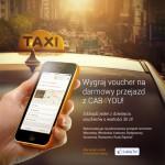 Wygraj darmowy przejazd taksówką