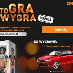 Loteria Cinemix w Cinema City – Kto gra ten wygra