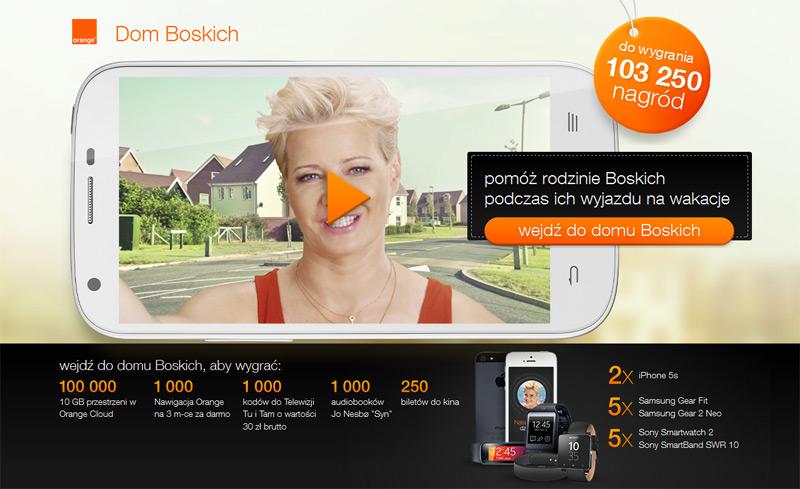 Dom Boskich (edycja 2) – wygraj iPhone 5s