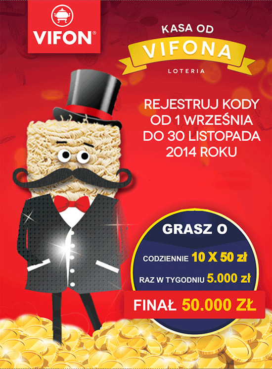 Loteria Kasa od Vifona