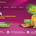 Loteria jubileuszowa Stokrotki