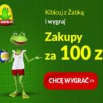 Wygraj bon zakupowy Żabka