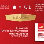 Wygraj bon zakupowy Polomarket