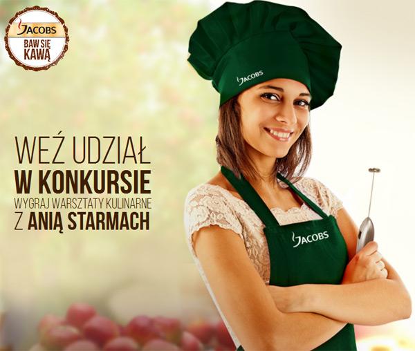 Wygraj warsztaty kulinarne z Anią Starmach
