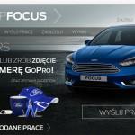 Ford ZłapFocus – wygraj kamerę GoPro Hero