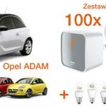 Wygraj Opel ADAM – promocja OSRAM LED