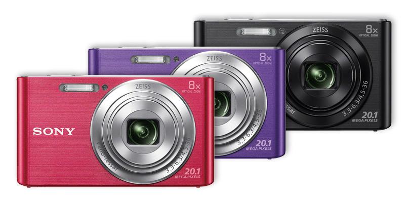 Wygraj aparat Sony Cyber-shot DSC-W830