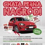 Wygraj Fiata Punto – loteria Chata Polska