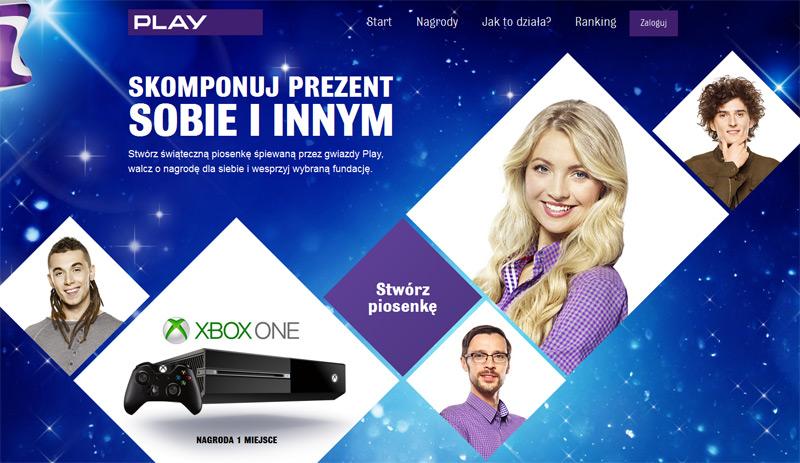 Skomponuj sobie prezent – wygraj Xbox One