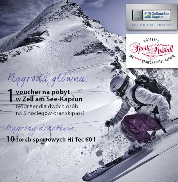 Wygraj wyjazd w Alpy ze Statoil