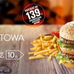 Kupony rabatowe McDonald's (luty 2015)