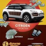 Loteria Impregnant nr 1 – wygraj Citroen C4 Cactus