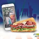 Wygraj iPhone 6 – konkurs Subway