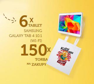 Wygraj tablet Samsung Galaxy Tab 4 – Danio kung-fu