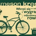 Wygraj rower szosowy – konkurs whisky Jameson