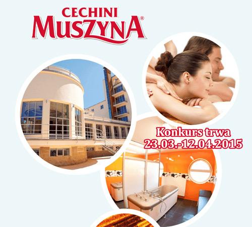 Muszyna Cechini – wygraj pobyt w hotelu Wiktor