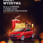 Loteria Cinema City – Cinemix 2015