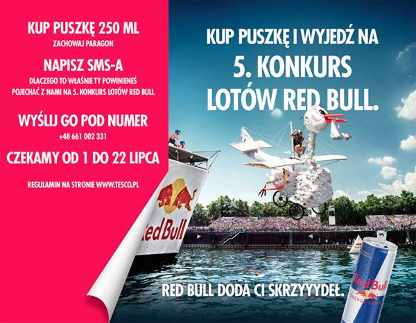 Wygraj zaproszenie na Konkurs Lotów Red Bull w Gdyni