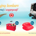 Konkurs SAMSMAK w Małpka Express