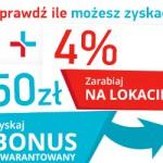 50 zł w prezencie od Comperia Bonus i eurobanku