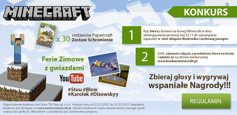 Wygraj ferie zimowe z gwiazdami YouTube