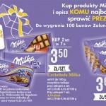 Wygraj bon do Zalando w konkursie Milka