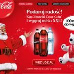 Wygraj misia Coca-Cola