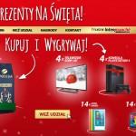 Loteria świąteczna Woseba w Intermarche