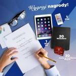 Wygraj tablet iPad Air w konkursie AXA