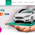 Loteria Zakupy bez gotówki – wygraj samochód Ford Focus