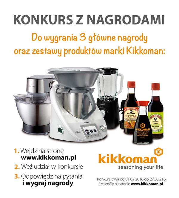 Konkurs Kikkoman