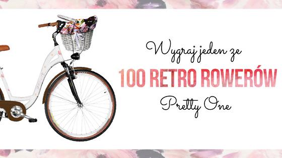 Wygraj rower retro w Pretty One