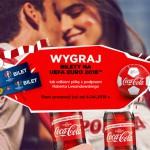 Promocja piłkarska Coca-Cola 2016 – wygraj bilet na UEFA Euro