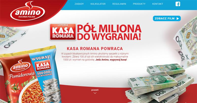 Kasa Romana – Loteria Amino 2017