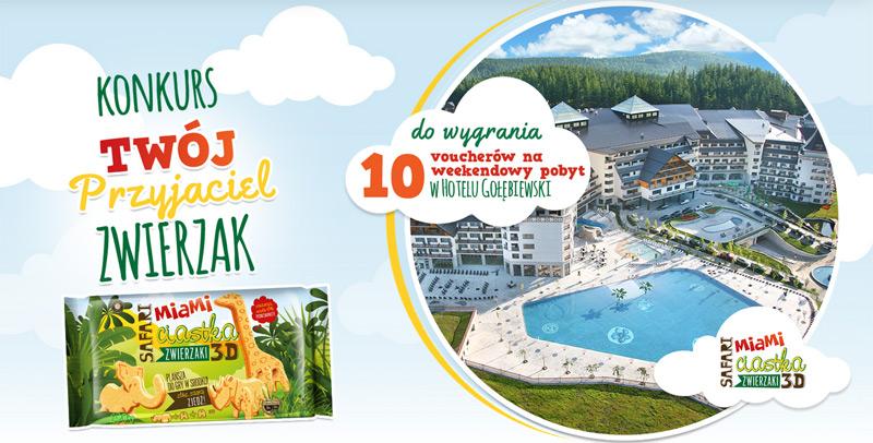 Wygraj weekend w Hotelu Gołębiewski