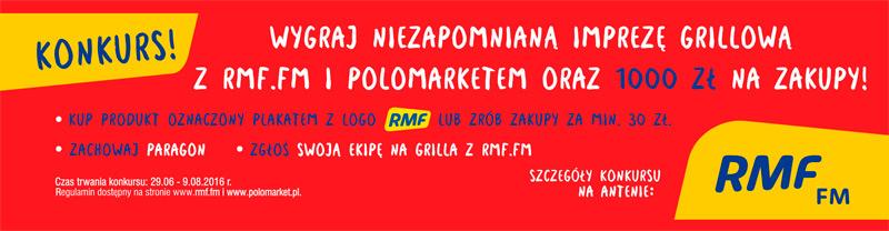 Konkurs POLOmarket i RMF FM – Niezapomniany grill