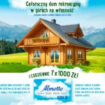 Loteria Almette – wygraj dom w górach