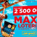 Loteria Lay's Maxx – pieniądze w paczkach