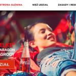 Radość z wygranej – loteria Coca-Cola
