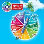 Loteria Los Mentos – wygraj 10 000 zł na wakacje