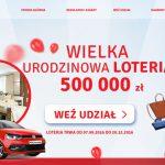 Wielka loteria urodzinowa POLOmarket – POLOteria 2016